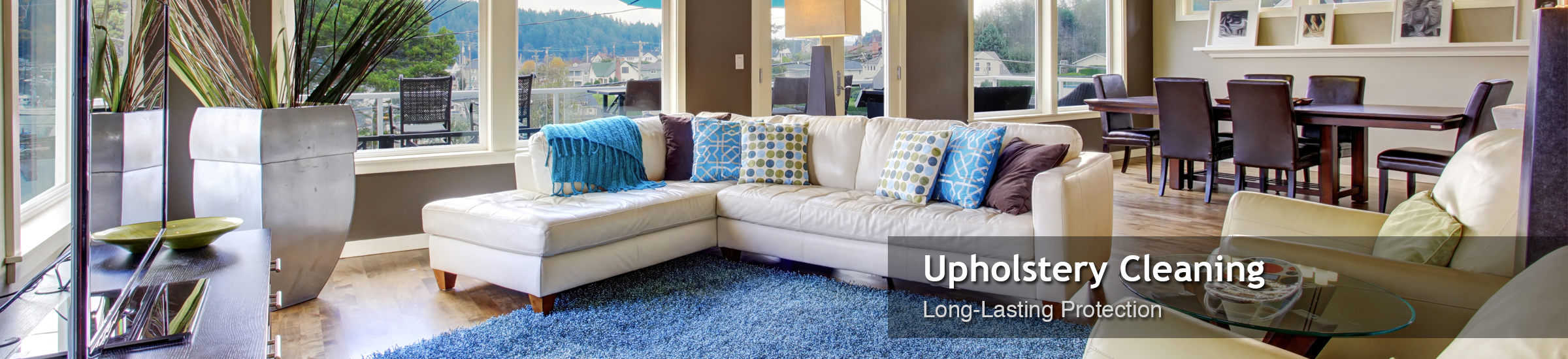 upholstery – long-lasting protection